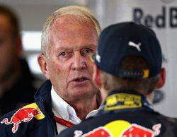 """Helmut Marko: """"Desde el comienzo de la temporada nuestro chasis ha mejorado en un segundo"""""""