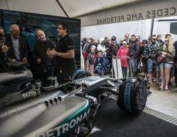 "Niki Lauda: ""De haber una ruptura de McLaren con Honda, no significa que llegue un motor Mercedes"""