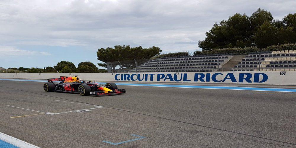 Sébastien Buemi completa el programa de test con las gomas de 2018 en Paul Ricard