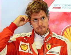 """Sebastian Vettel escribe una carta de disculpa: """"Sobrerreaccioné"""""""