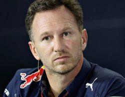 """Christian Horner, sobre Carlos Sainz: """"Tiene contrato, estará en Toro Rosso la próxima temporada"""""""