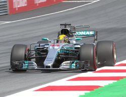 Lewis Hamilton vuelve a ser el más rápido en los Libres 2 del GP Austria