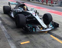 """Lewis Hamilton, primero: """"El equipo está motivado para otra lucha emocionante con Ferrari"""""""