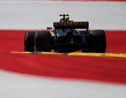 """Jolyon Palmer: """"La mañana fue positiva, estaba feliz con el coche de inmediato"""""""