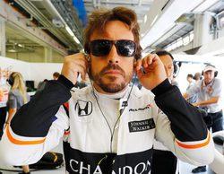 """Fernando Alonso: """"Hemos completado nuestro programa a pesar de perder tiempo"""""""