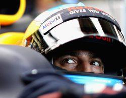 """Daniel Ricciardo: """"Estoy contento con el top 5, la carrera será emocionante"""""""