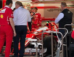 Ferrari será el primer equipo en probar el 'Escudo'; Vettel el encargado.