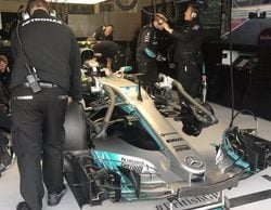 Valtteri Bottas empieza mandando y lidera los Libres 1 del GP de Gran Bretaña 2017