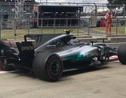 Valtteri Bottas encabeza los Libres 2 del GP de Gran Bretaña 2017