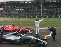 Lewis Hamilton vuela en casa y se anota su 67ª pole en el GP de Gran Bretaña 2017