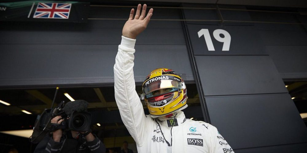 "Lewis Hamilton: ""Todo ha sido perfecto, supe que era una vuelta espectacular"""