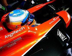 """Fernando Alonso: """"Hoy hemos demostrado que somos bastante competitivos"""""""