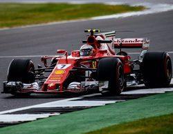 """Kimi Räikkönen: """"La conducción del coche fue mejor en clasificación, estoy satisfecho"""""""