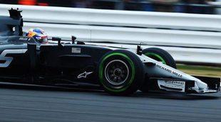 """Romain Grosjean: """"Es genial estar en Q3, pero podía haber conseguido más"""""""