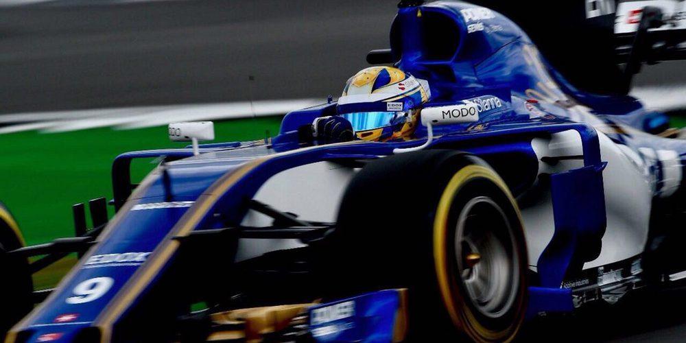 """Marcus Ericsson: """"Queremos estar más arriba y luchar por puntos, pero nuestro ritmo no es competitivo"""""""