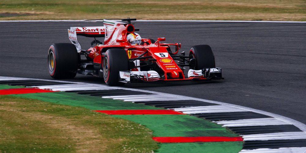 """Sebastian Vettel: """"Traté de traer el coche de vuelta y obtener algunos puntos"""""""