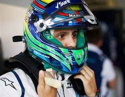 """Felipe Massa: """"Estoy contento, pero podíamos haber luchado por más puntos"""""""