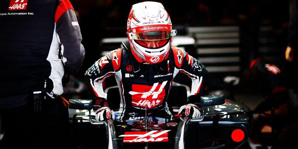 """Kevin Magnussen: """"Fuimos rápidos y tuvimos buen ritmo en la carrera"""""""