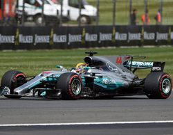 """Lewis Hamilton: """"Estoy tan feliz, tiene que ser una de mis victorias más dulces"""""""