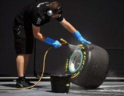 Para el GP de Hungría, Mercedes y Ferrari toman la misma dirección respecto a neumáticos