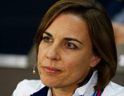 Claire Williams analiza la situación del equipo británico en esta temporada