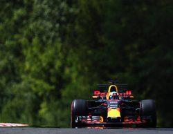 Daniel Ricciardo empieza mandando tras liderar los Libres 1 del GP de Hungría 2017
