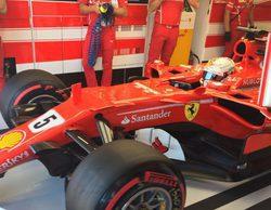 Sebastian Vettel encabeza los Libres 3 del GP de Hungría 2017