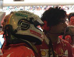 Sebastian Vettel se lleva la pole y Ferrari consigue la primera línea en el GP de Hungría 2017