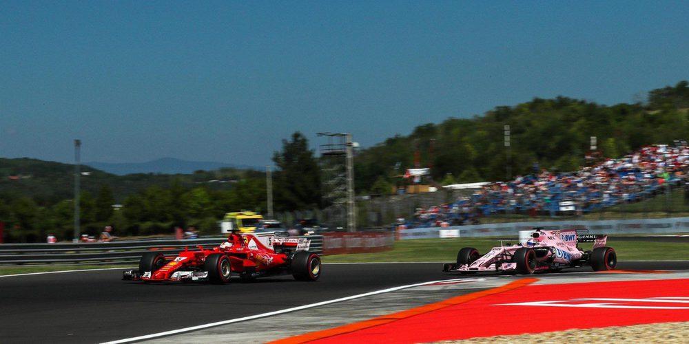 """Sebastian Vettel: """"Estoy realmente feliz, el coche y la sesión fueron fantásticos"""""""