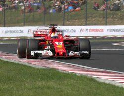 Sebastian Vettel recupera ventaja en el Mundial y gana en el Gran Premio de Hungría 2017