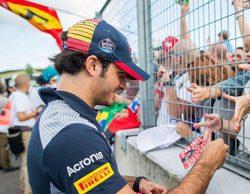 """Carlos Sainz, 7º: """"Me voy de vacaciones muy satisfecho con mi primera mitad de temporada"""""""