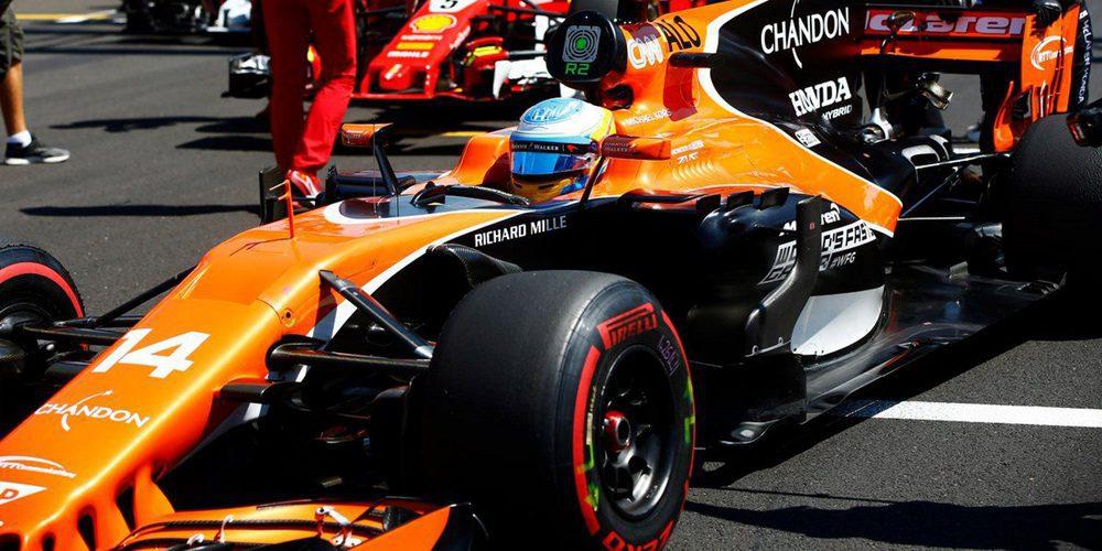 """Fernando Alonso, 6º y vuelta rápida: """"Hemos ejecutado una carrera perfecta"""""""