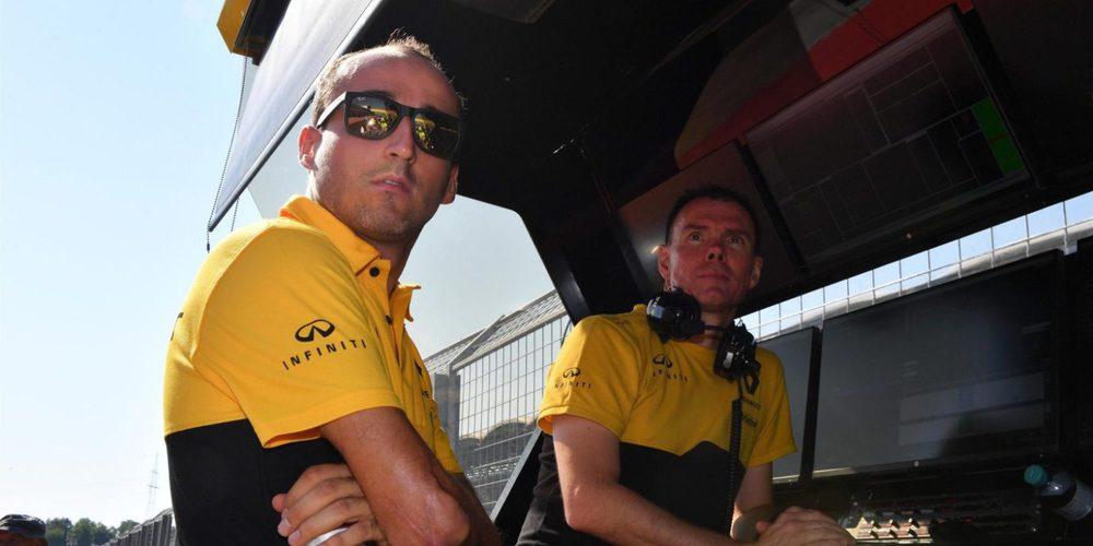 "Robert Kubica: ""Mi objetivo es desempeñar un papel en Fórmula 1"""