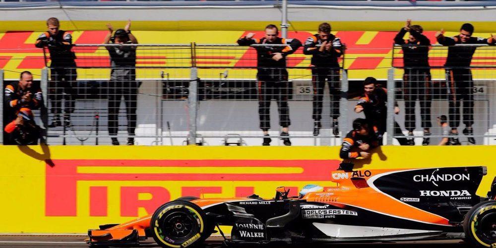 McLaren: Momento de decisiones
