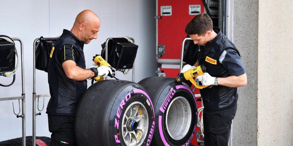 Pirelli podría implementar un nuevo compuesto para 2018, según Mario Isola