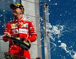"Sebastian Vettel: ""Queremos ser los mejores en cada pista a la que vamos"""