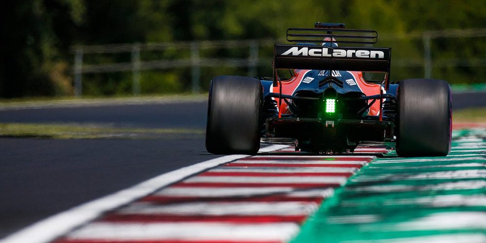 """Jonathan Neale: """"Tratamos de hacer lo correcto para la Fórmula 1 y para McLaren"""""""