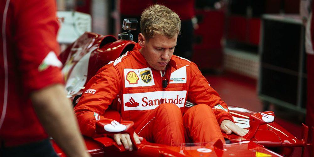 Sebastian Vettel estaría solo un año más en Ferrari