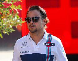 """Felipe Massa: """"Tuve un poco de mala suerte en algunas carreras, pero estoy disfrutando"""""""