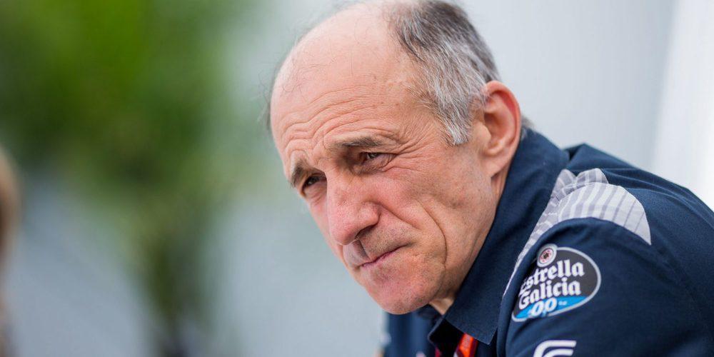 """Franz Tost sobre Kvyat: """"Estar en el coche requiere tener las emociones bajo control"""""""