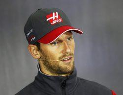 """Romain Grosjean: """"Soy parte de un gran proyecto, estoy orgulloso de lo que hemos hecho juntos"""""""