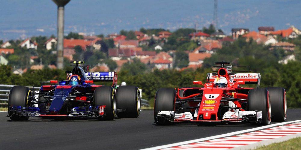 """Carlos Sainz: """"Por el momento tenemos dos categorías diferentes en la Fórmula 1"""""""