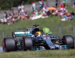 """Lewis Hamilton: """"Estamos en un buen lugar, pero aún hay algunas sorpresas que podrían surgir"""""""