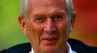 """Helmut Marko: """"El riesgo debe ser siempre una parte del ADN de la Fórmula 1"""""""