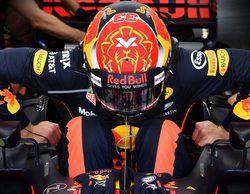 """Max Verstappen: """"Es más fácil subir Eau Rouge con estos coches, pero aún es un reto"""""""