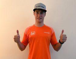 """Vandoorne: """"Encantado de que el equipo haya formalmente que seguiré compitiendo para ellos"""""""