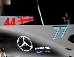 """Lewis Hamilton: """"Hemos tenido uno de nuestros mejores viernes de la temporada"""""""