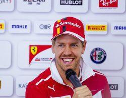 OFICIAL: Sebastian Vettel renueva con Ferrari hasta 2020