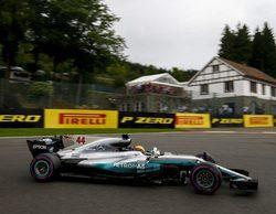 Lewis Hamilton destroza los registros para llevarse la pole en el GP de Bélgica 2017