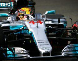 """Lewis Hamilton: """"Es una locura igualar el récord de Michael Schumacher"""""""